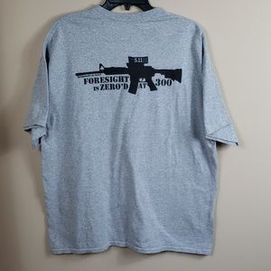 5.11 Tactical Gray Short Sleeve Tee